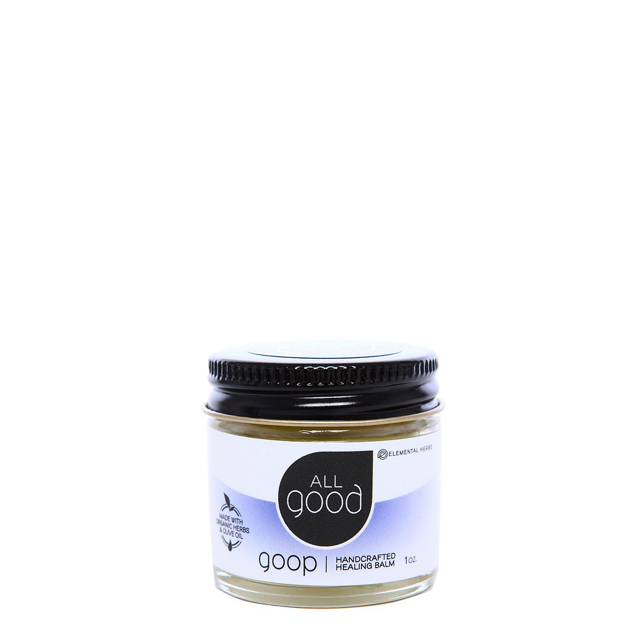 Organic Healing Balm 1oz