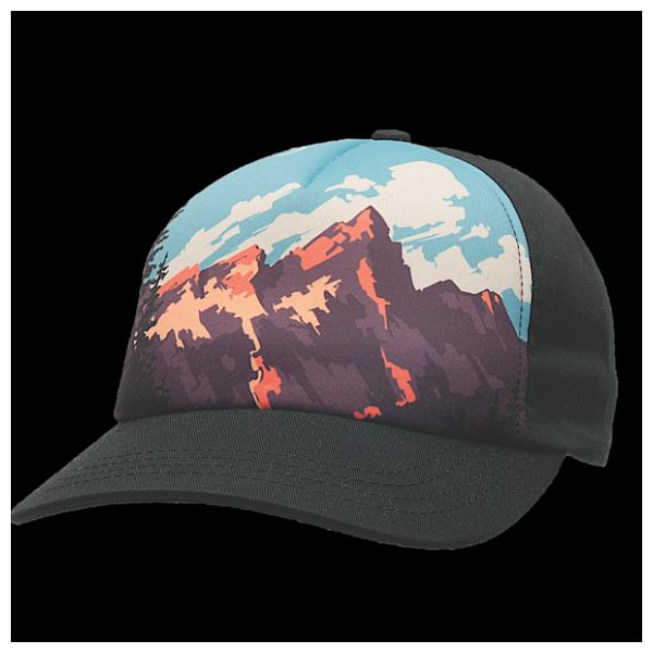 Wilderness Trucker Hat