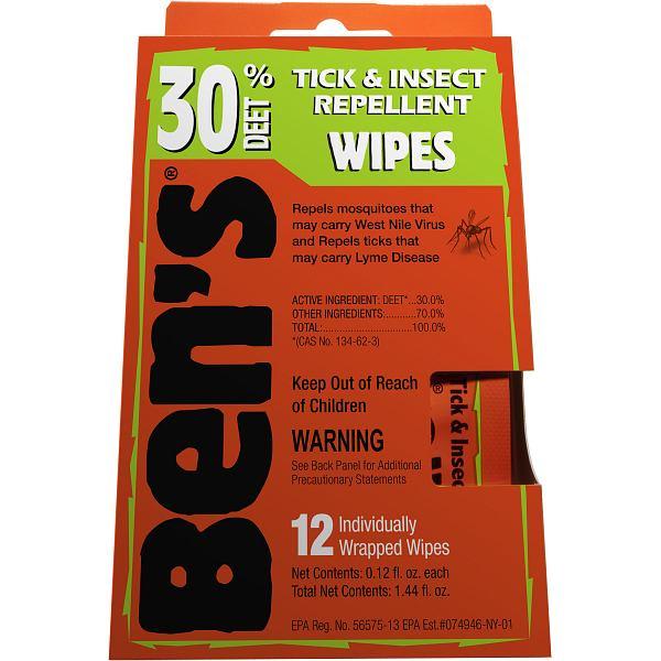 Ben's Wipes (12 per box)