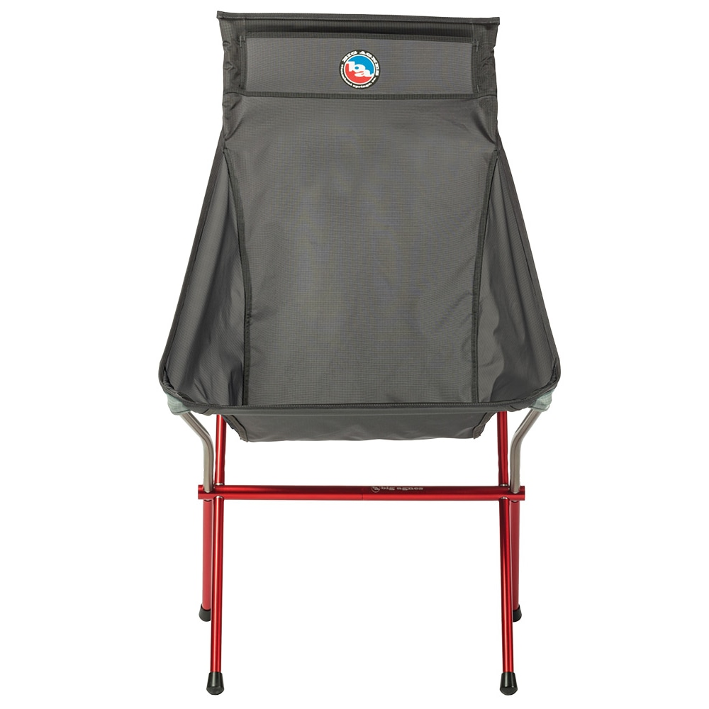 Big Six Camp Chair - Asphalt/Gray