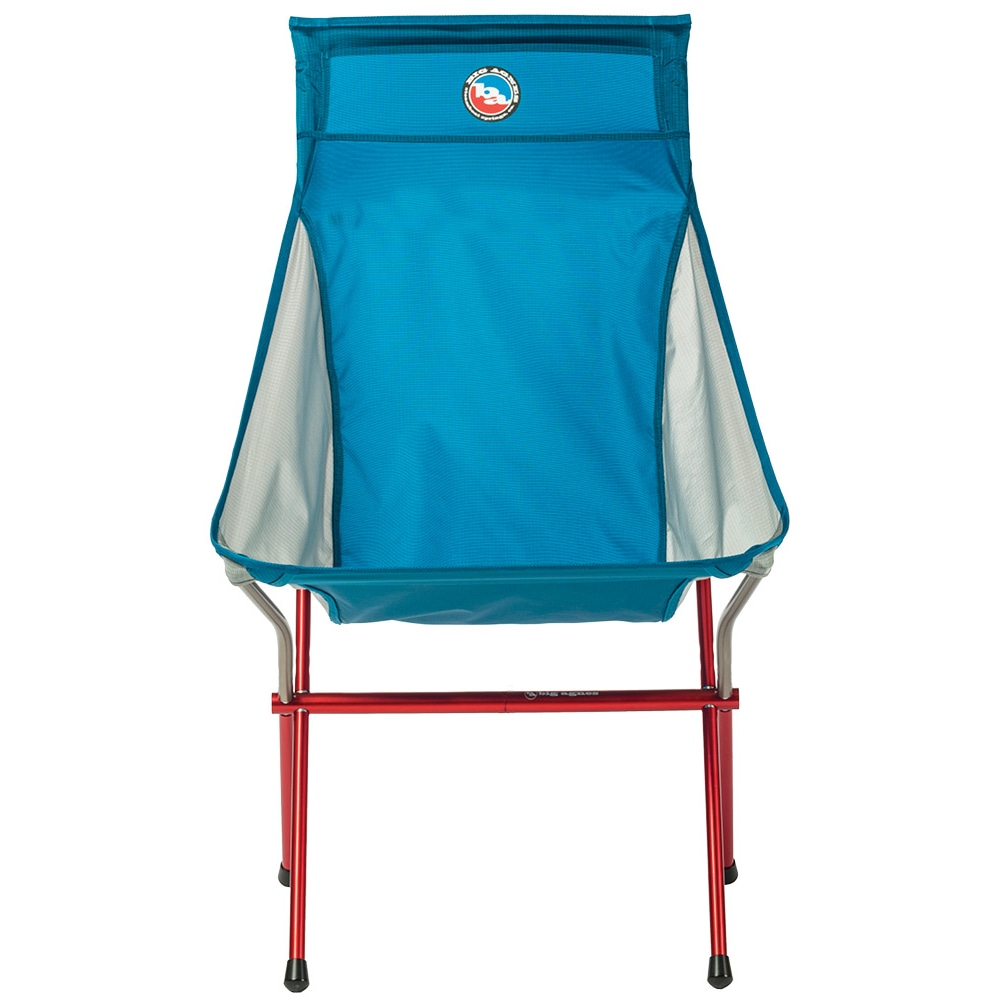 Big Six Camp Chair - Blue/Gray