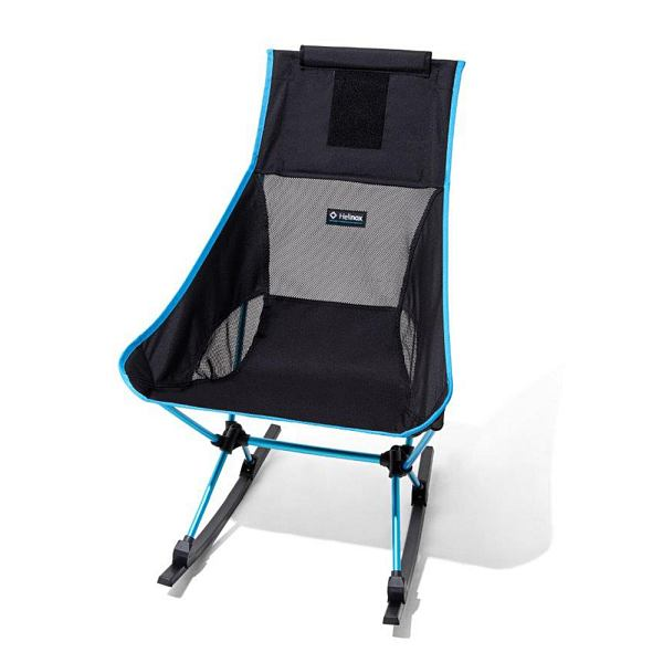 Chair Two Rocker Black