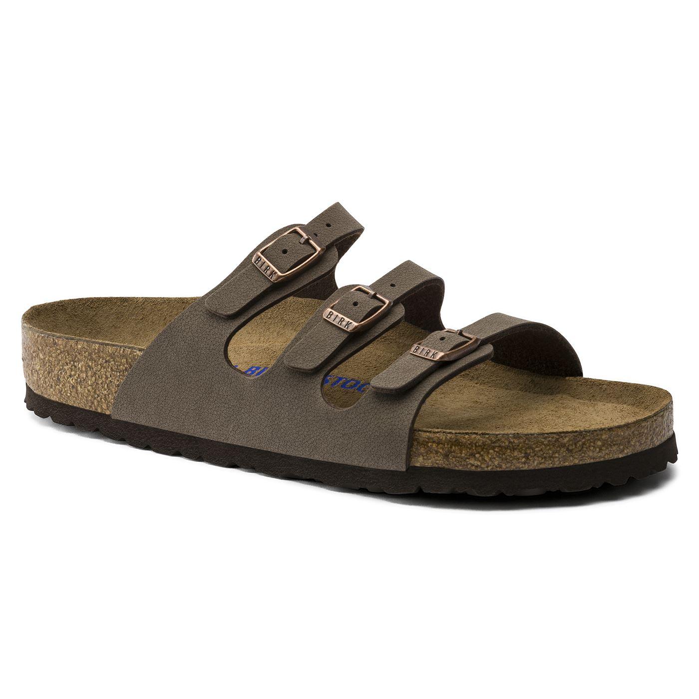 Florida Soft Nubuck Sandal