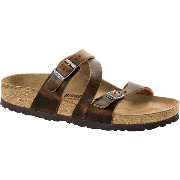Salina Leather Sandal