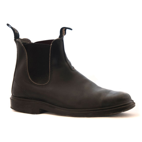 Chisel Toe Boot Black