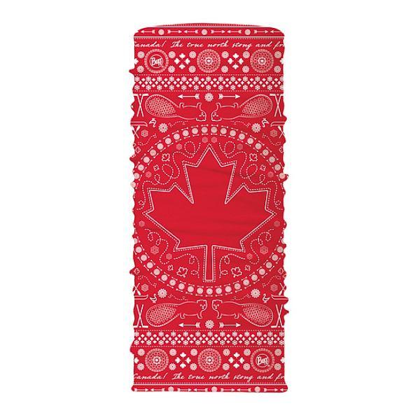 O Canada Red Original Buff