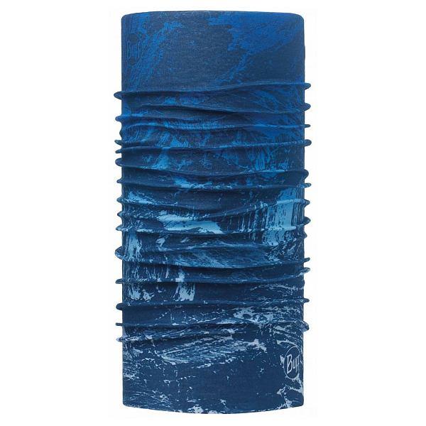Mountain Bits Blue Original Buff