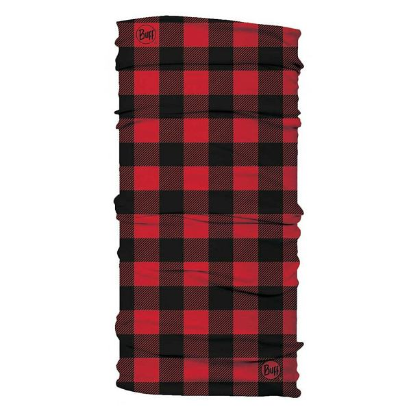 Red Plaid Original Buff