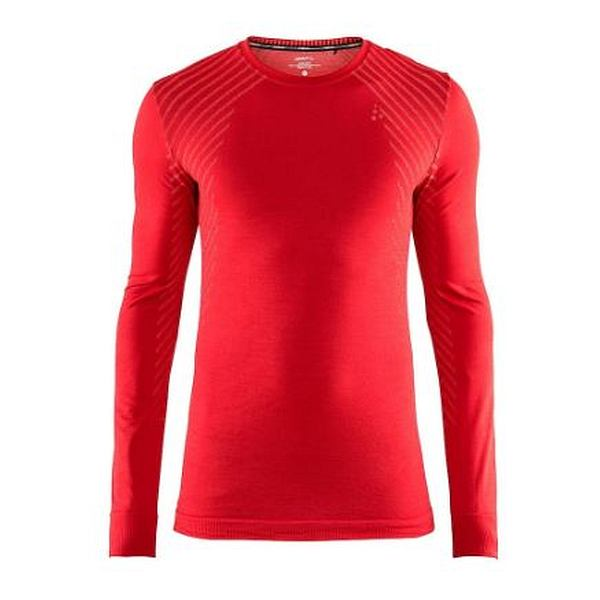 Fuseknit Comfort Round Neck Long Sleeve - Men's