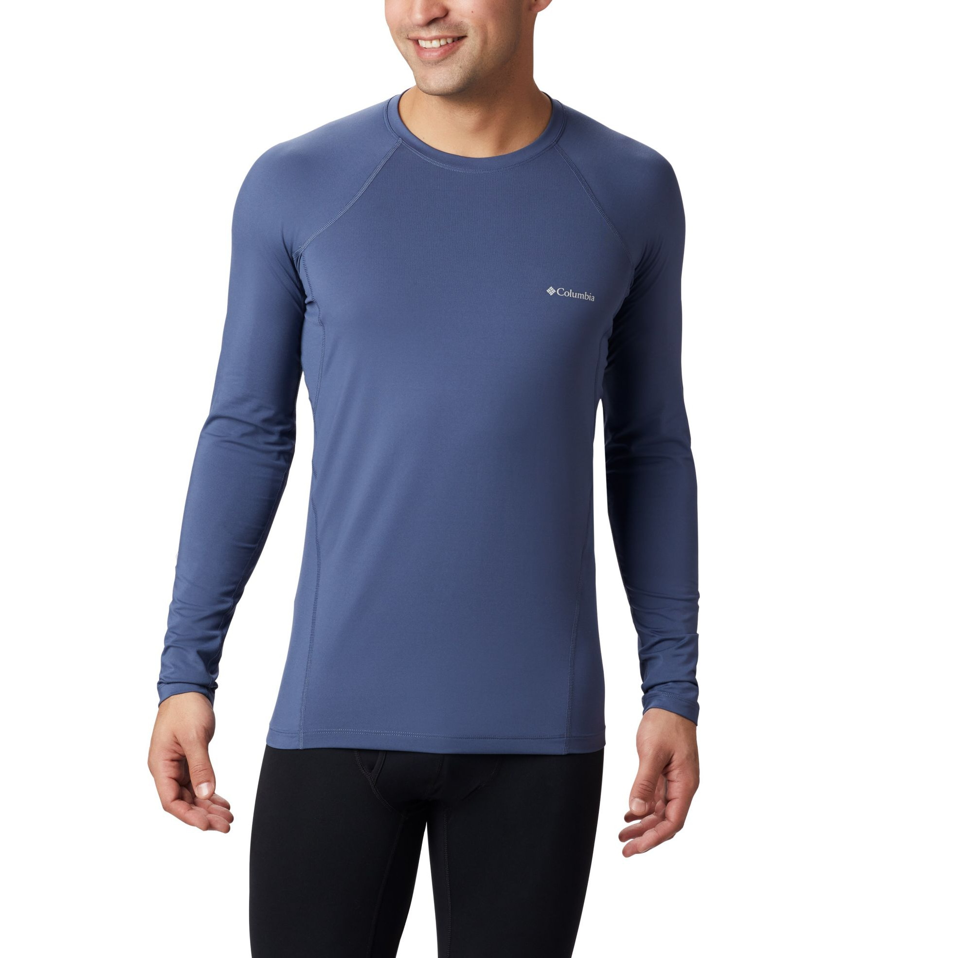 Midweight Stretch Top Long Sleeve - Men's