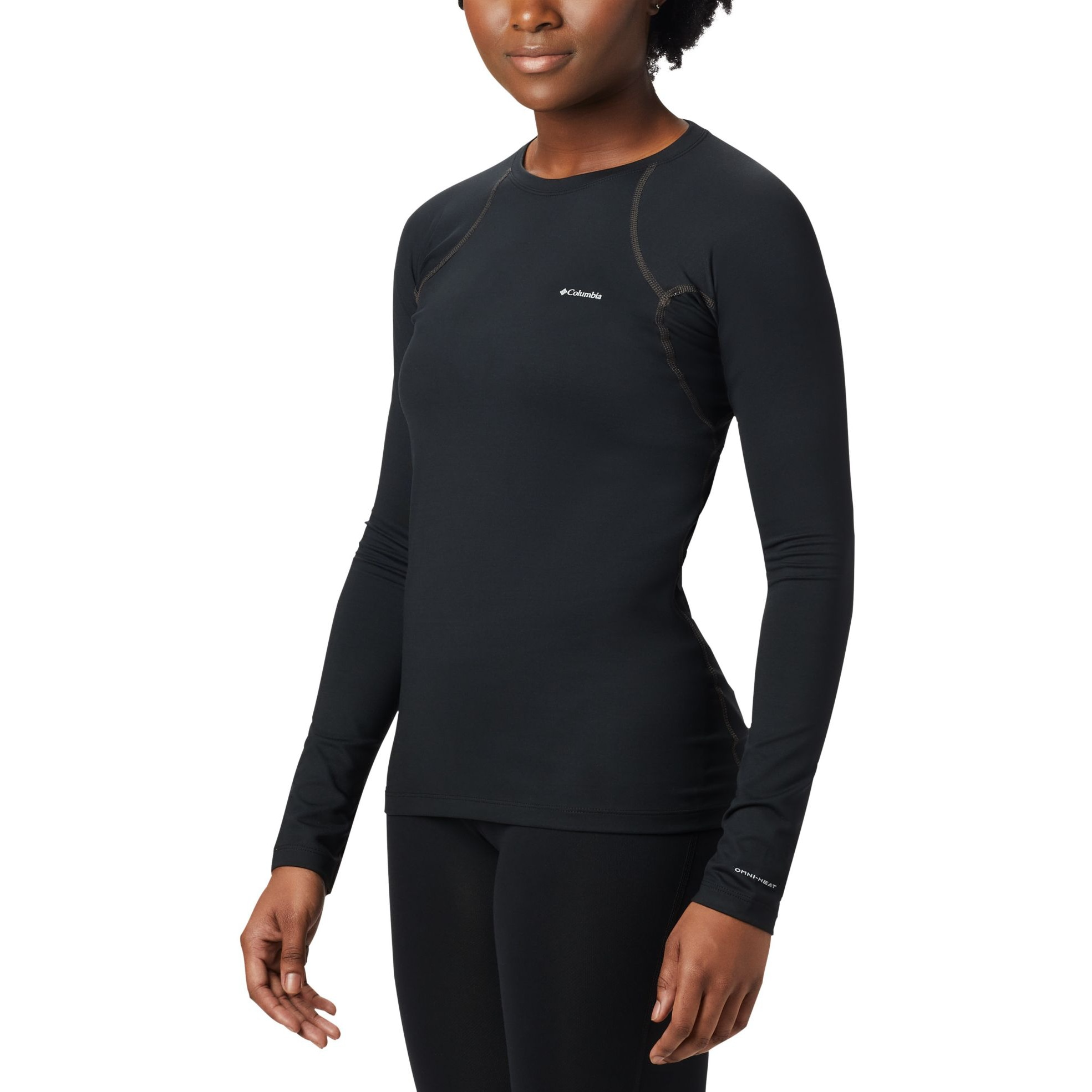 Heavyweight Stretch Top Long Sleeve - Women's