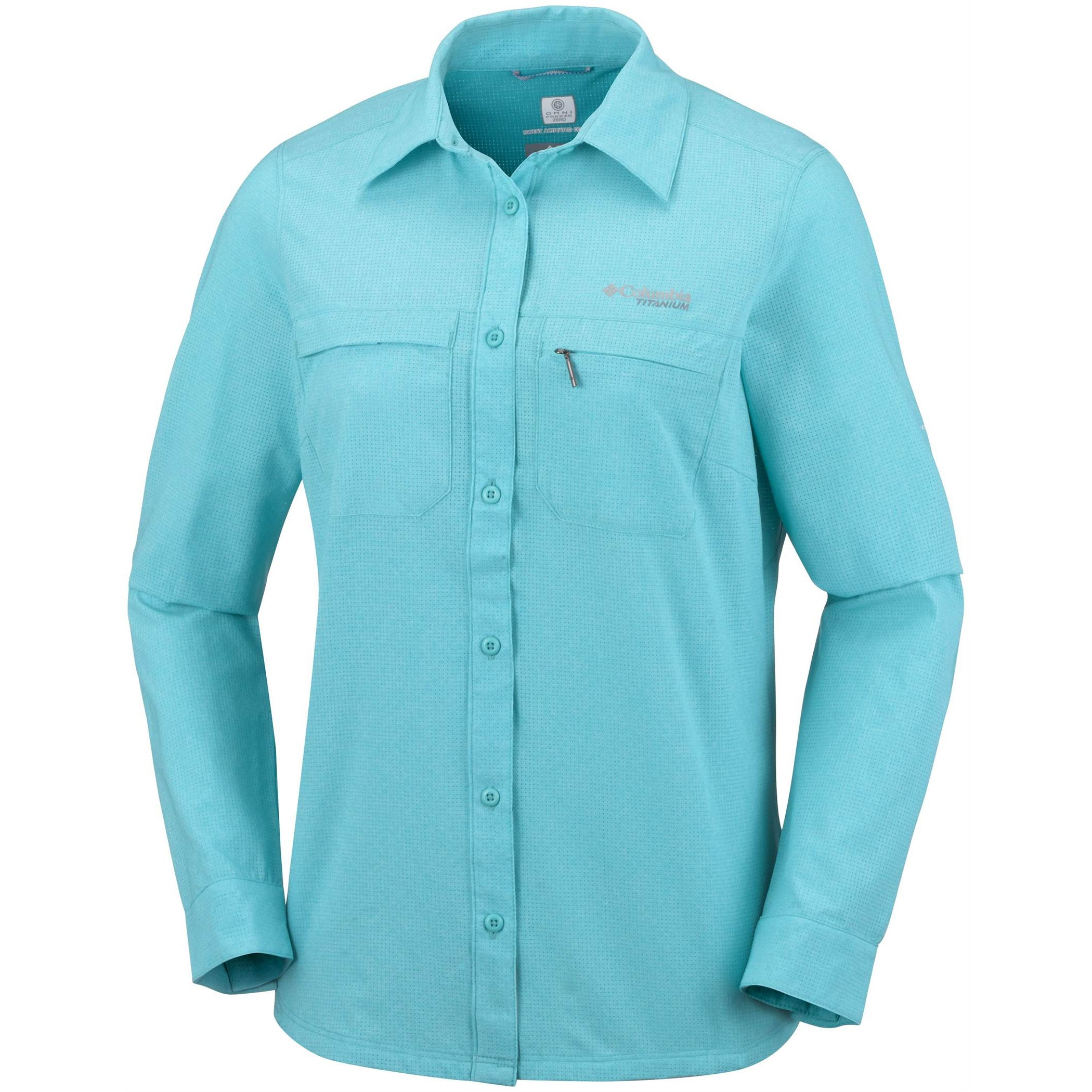 Irico Shirt Long Sleeve - Women's