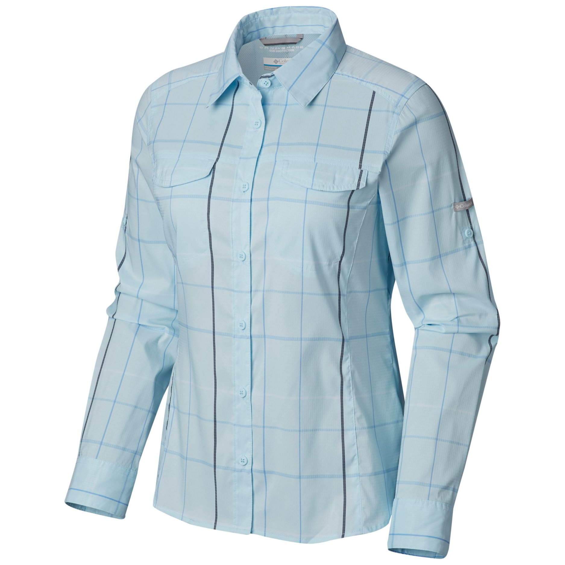 Silver Ridge Lite Plaid Shirt Long Sleeve - Women's