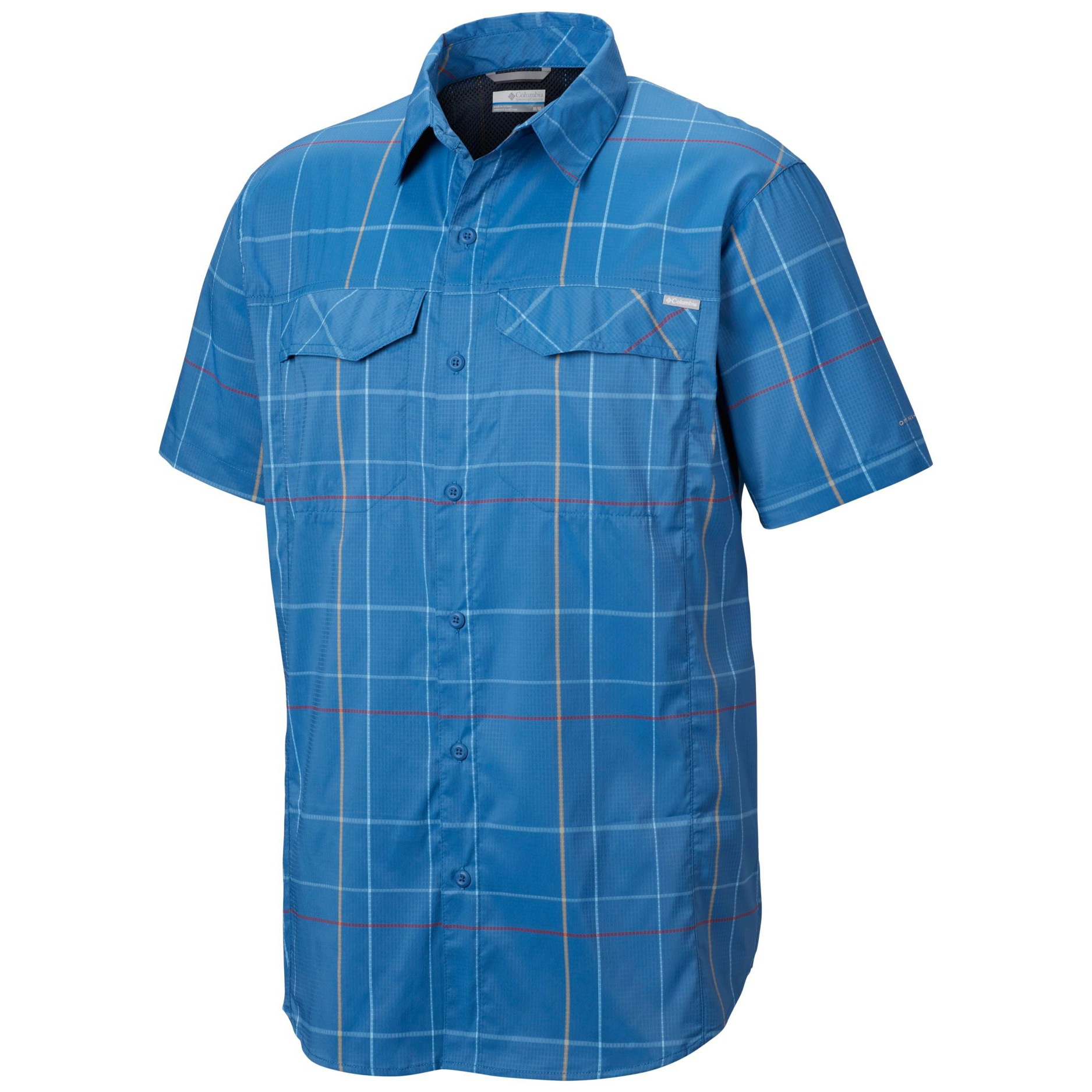 Silver Ridge Lite Plaid Shirt Short Sleeve - Men's