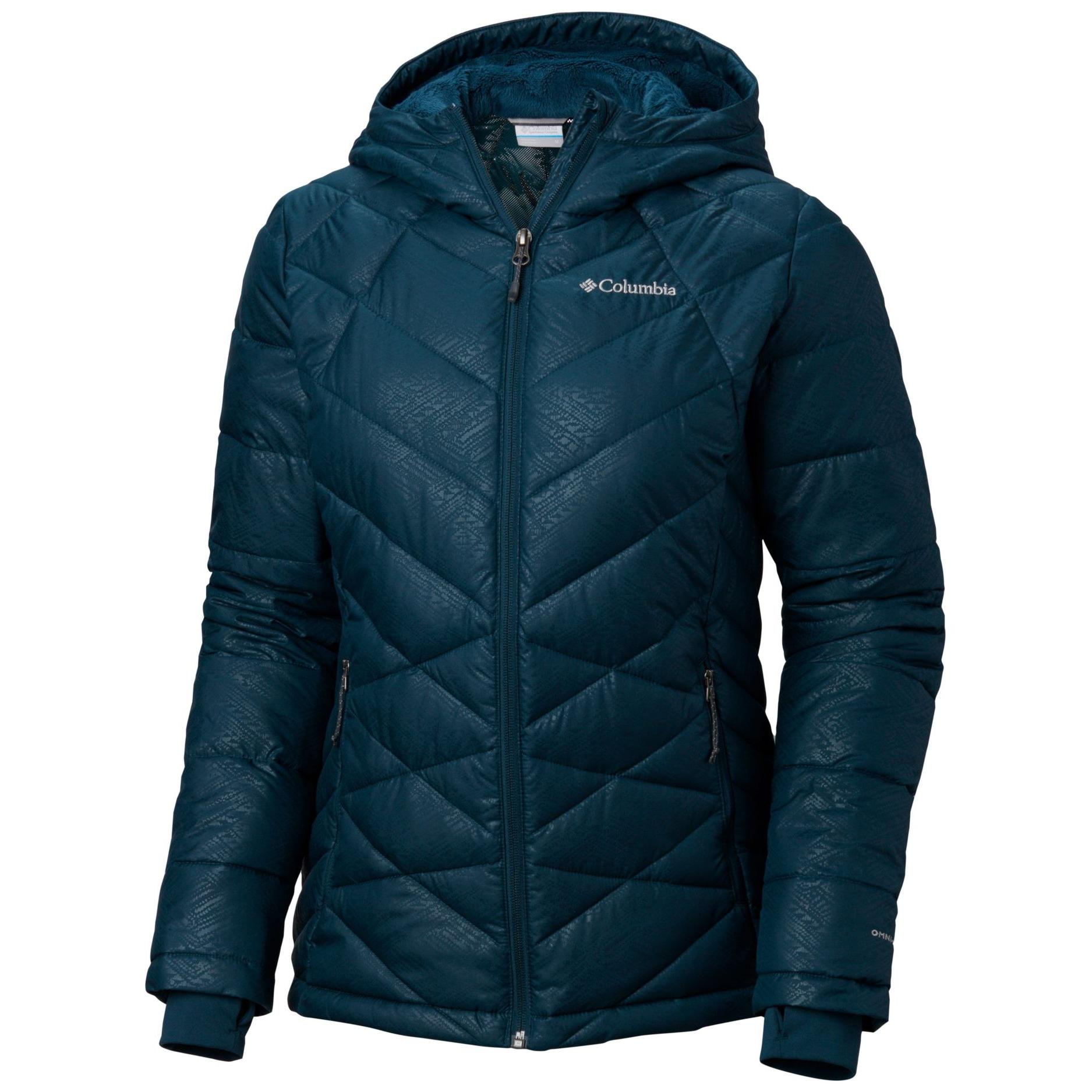 Heavenly Hooded Jacket Plus - Women's