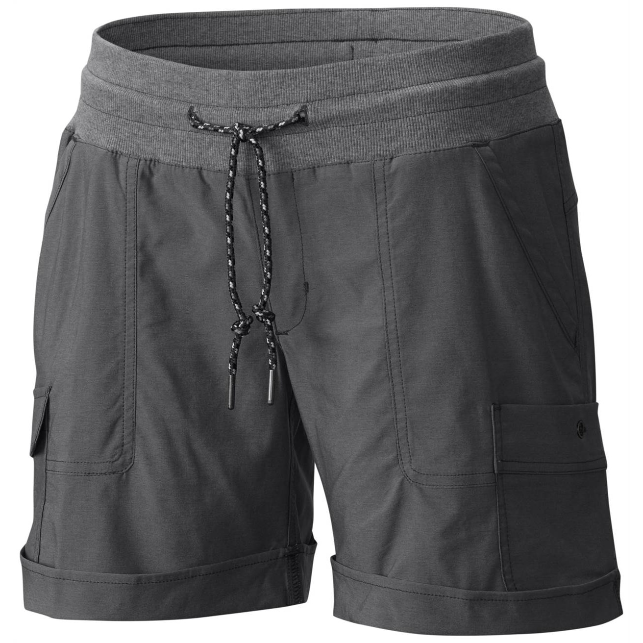 Pilsner Peak Pull On Cargo Short - Women's