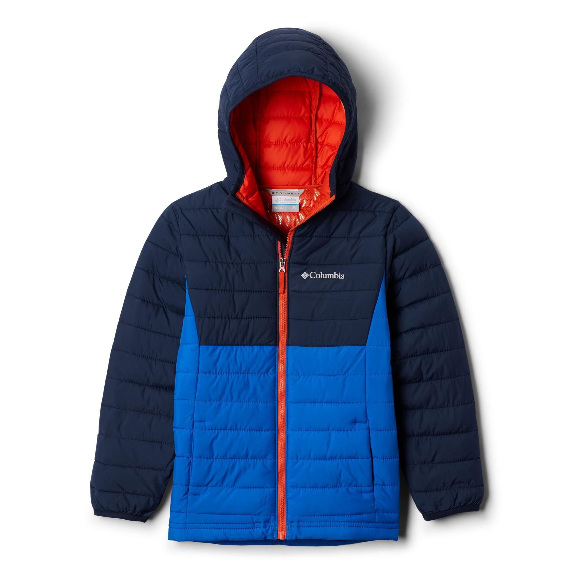 Powder Lite Hooded Jacket - Boys'
