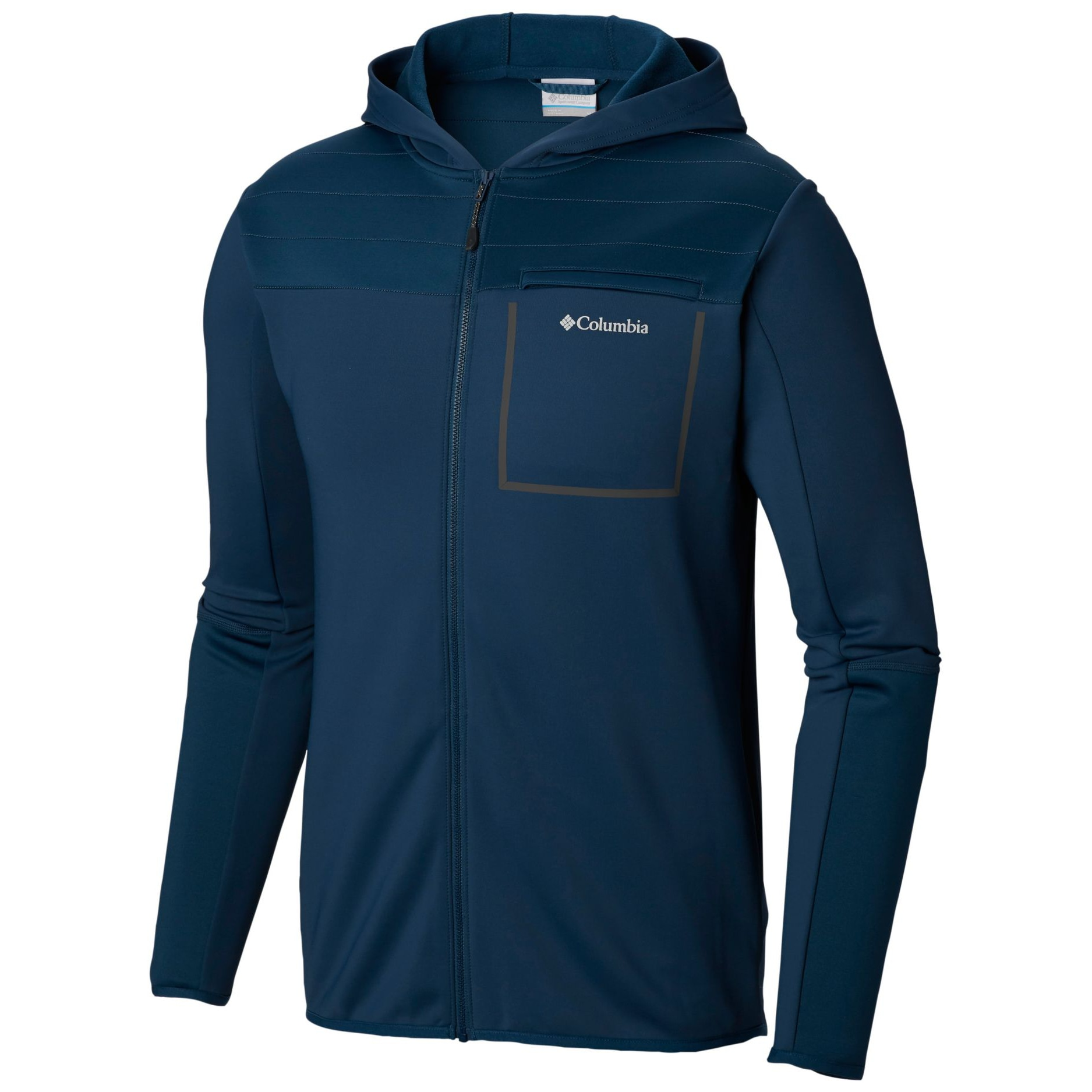 Tech Trail Hybrid Hoodie - Men's