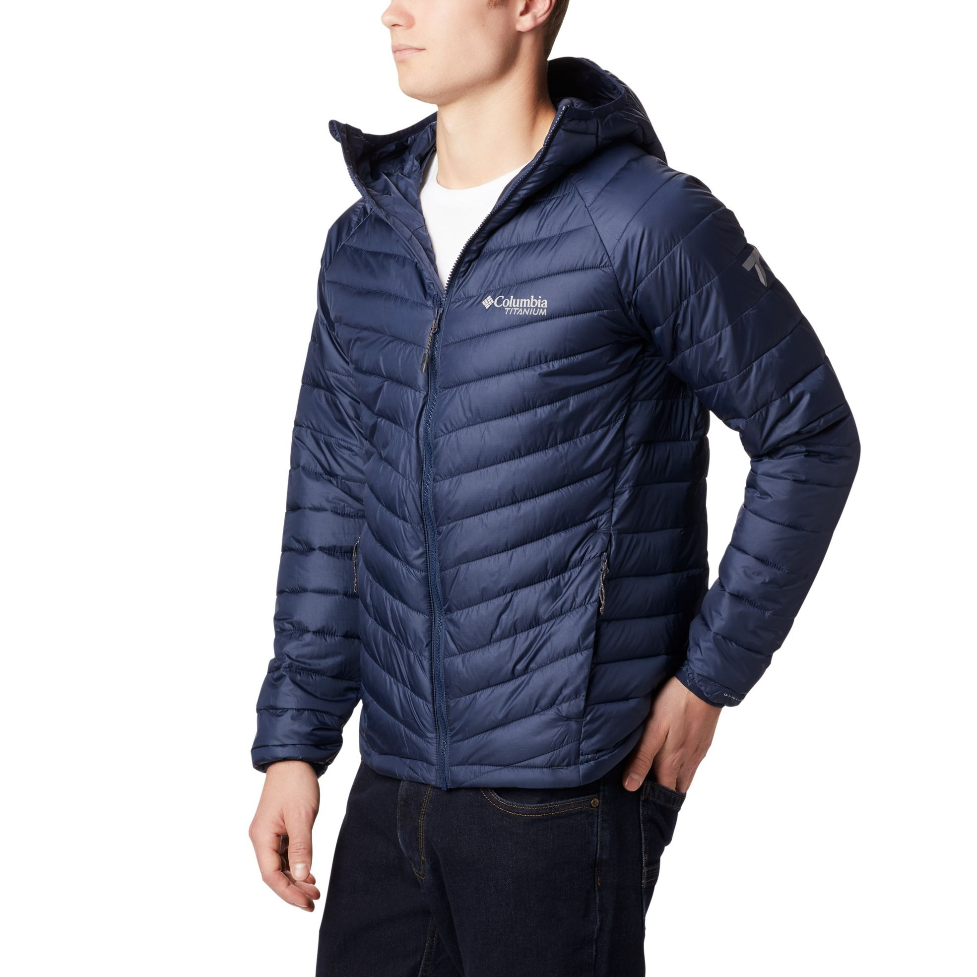 Snow Country Hooded Jacket - Men's