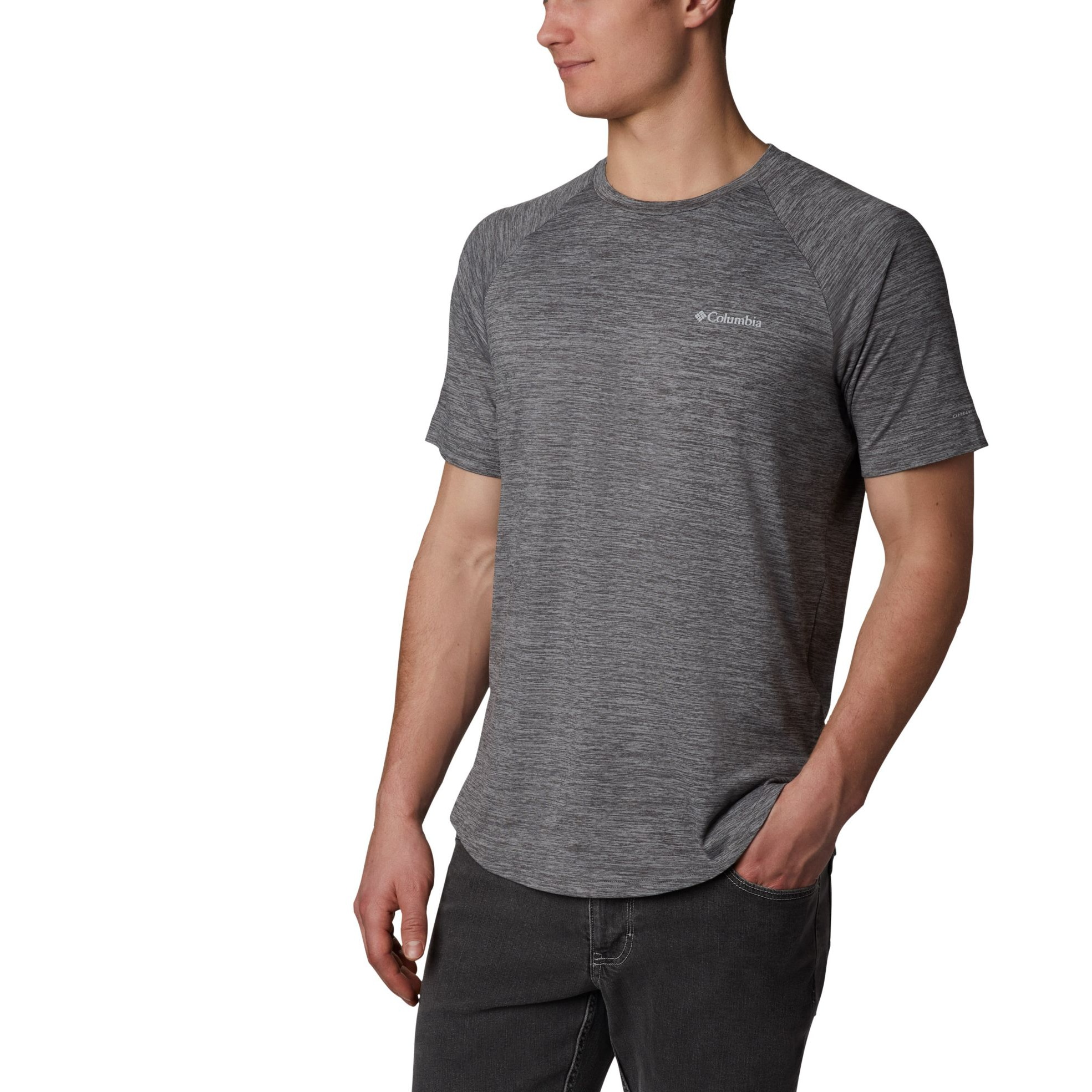 Tech Trail II Crew Short Sleeve - Men's