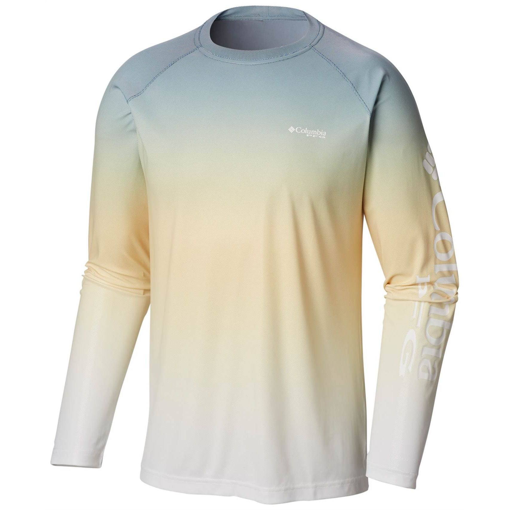 Terminal Deflector Print Long Sleeve - Men's
