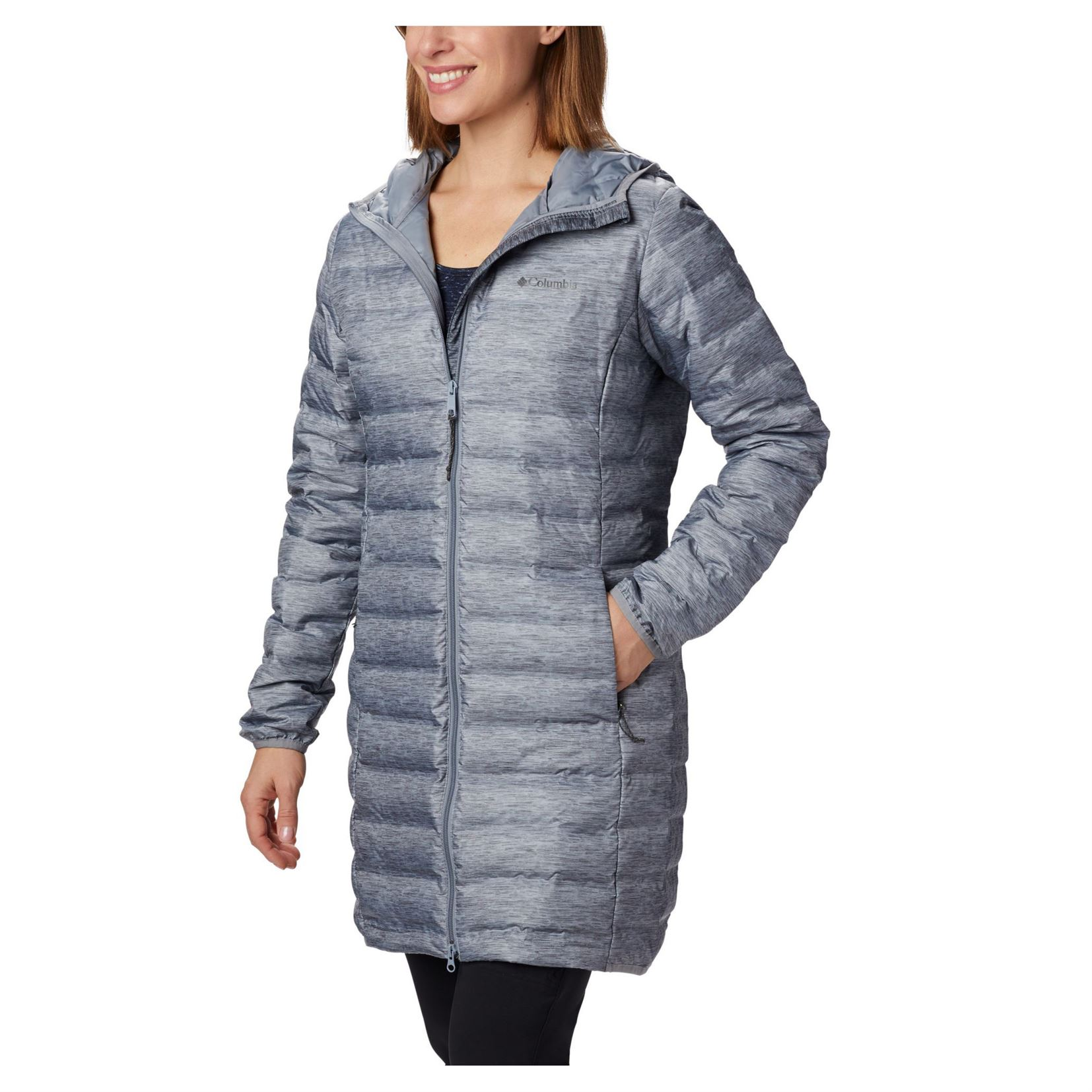 Lake 22 Down Long Jacket - Women's