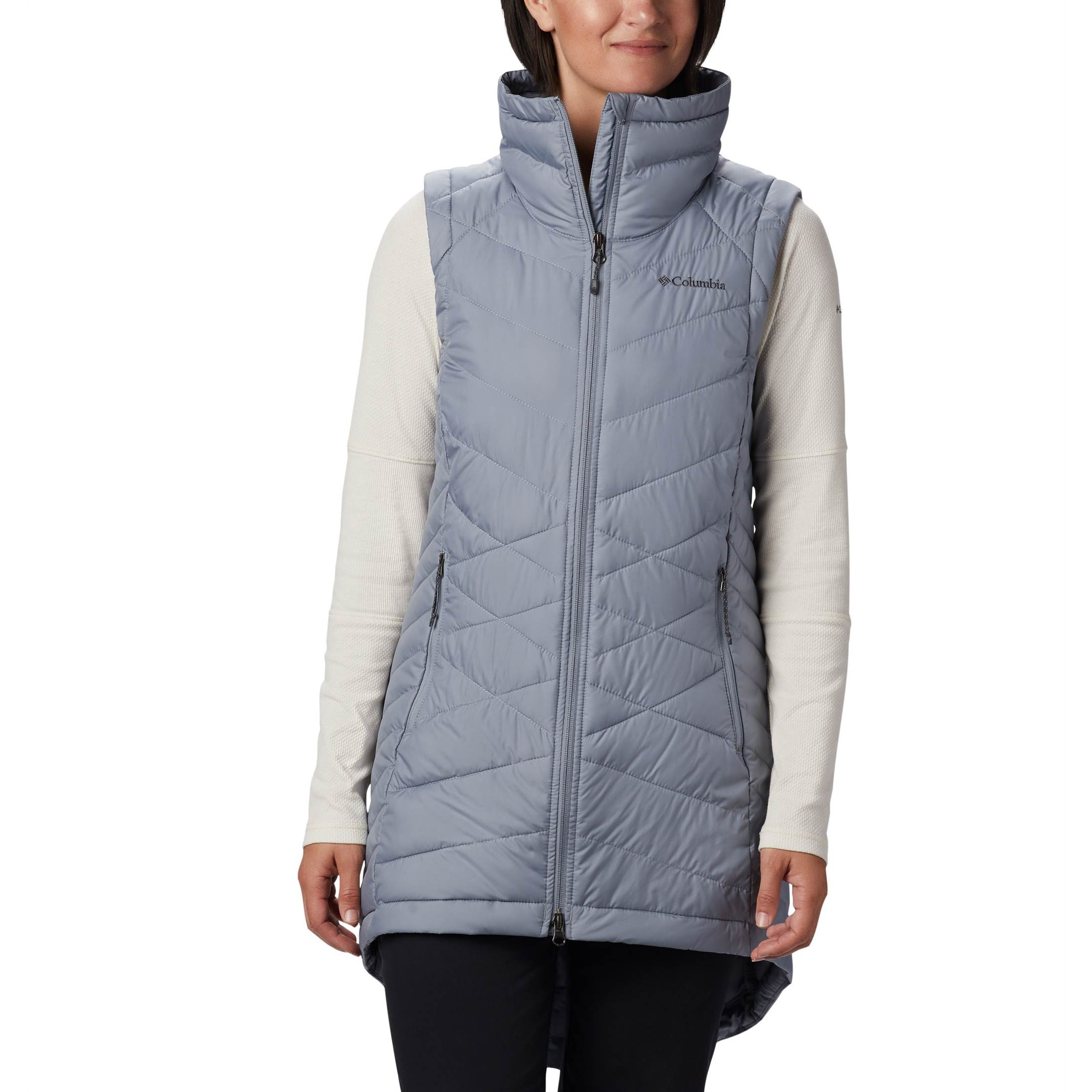 Heavenly Long Vest - Women's