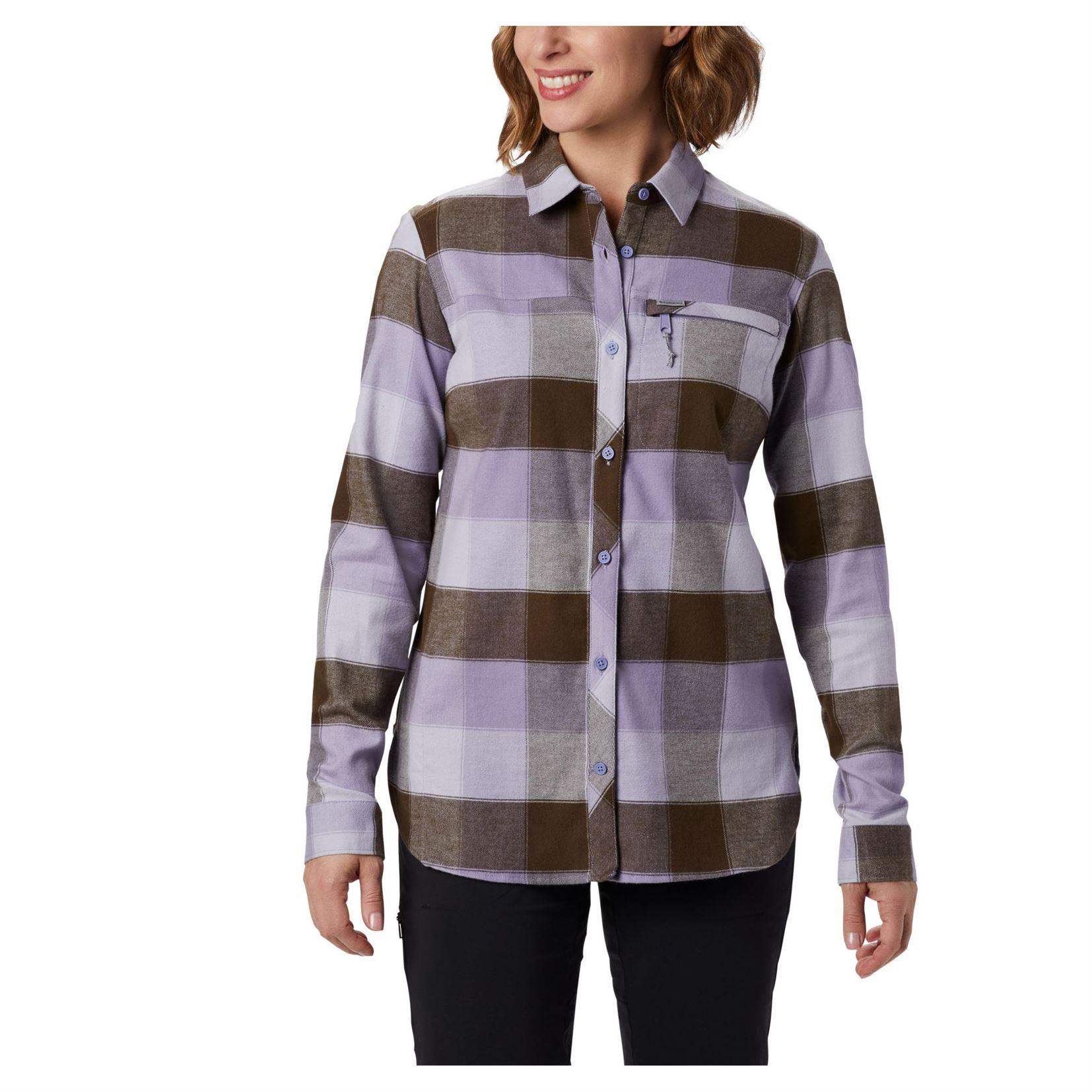 Anytime II Stretch Shirt Long Sleeve - Women's