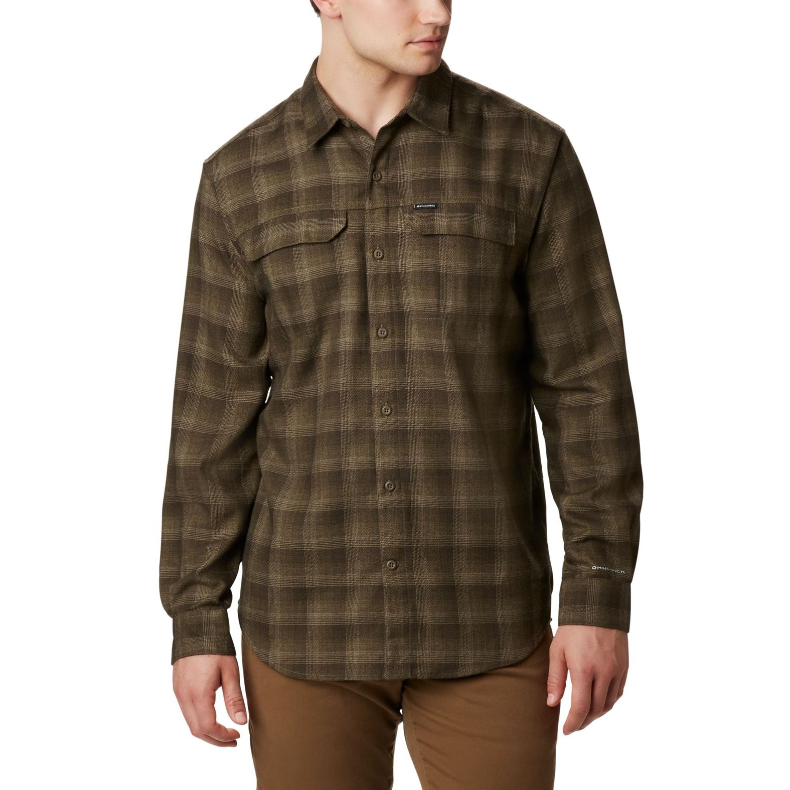 Silver Ridge 2.0 Flannel Shirt Long Sleeve Tall - Men's