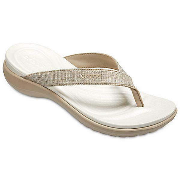 Capri V Shimmer Flip - Women's