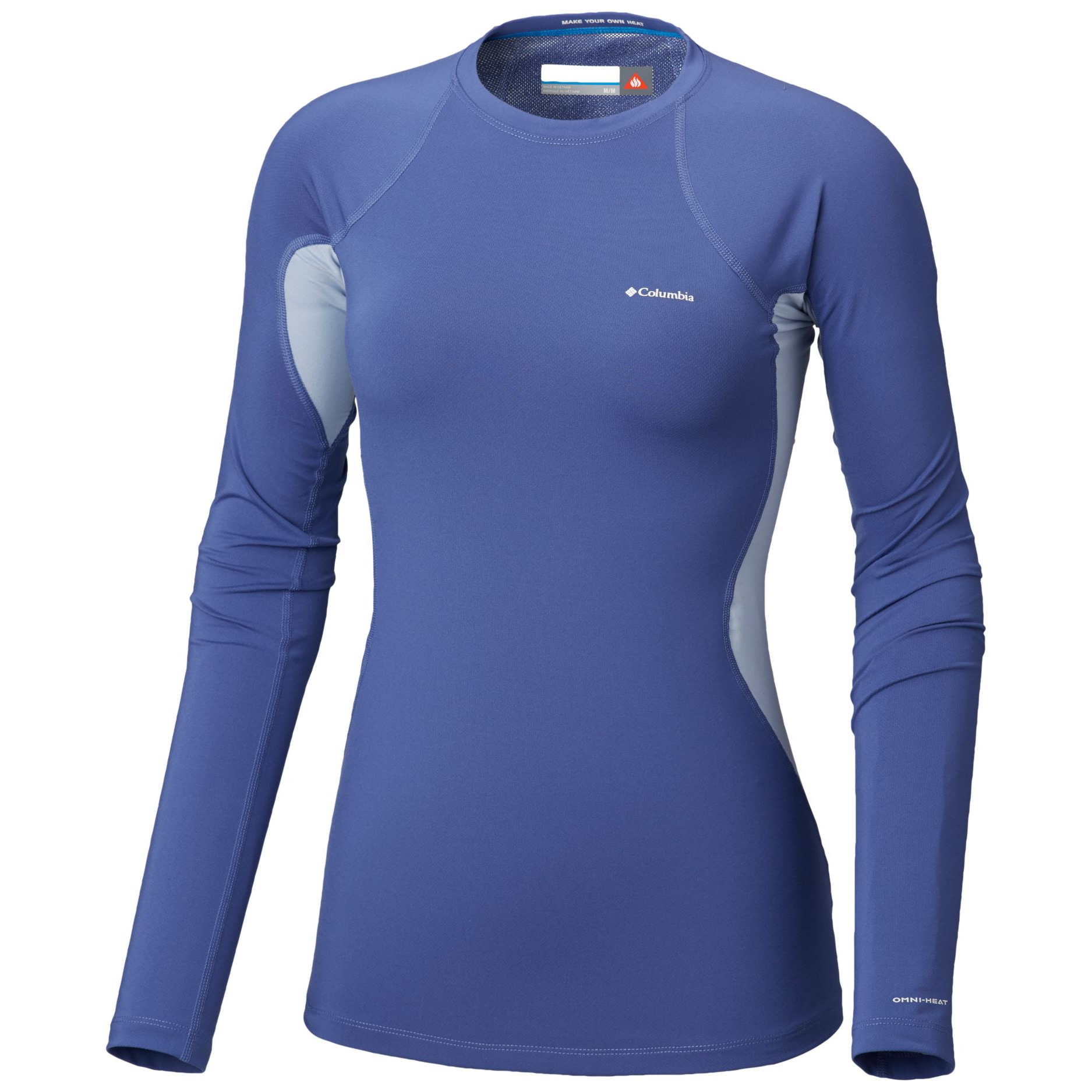 Midweight Stretch Top Long Sleeve - Women's