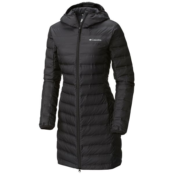 Lake 22 Long Hooded Jacket - Women's