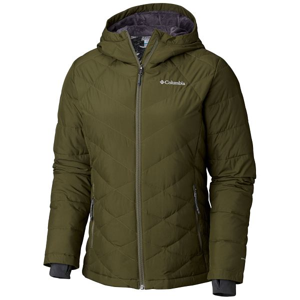 Heavenly Hooded Jacket - Women's