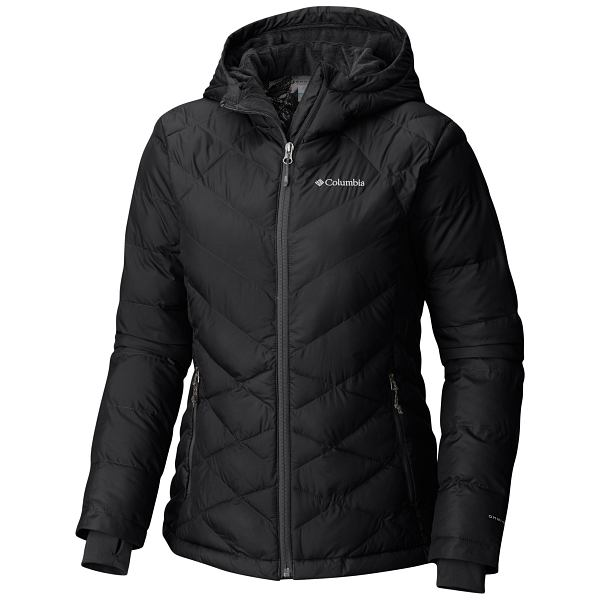 Heavenly Hooded Jacket Plus - Women's