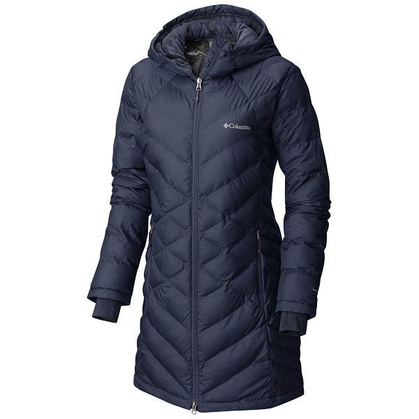 Heavenly Long Hooded Jacket - Women's