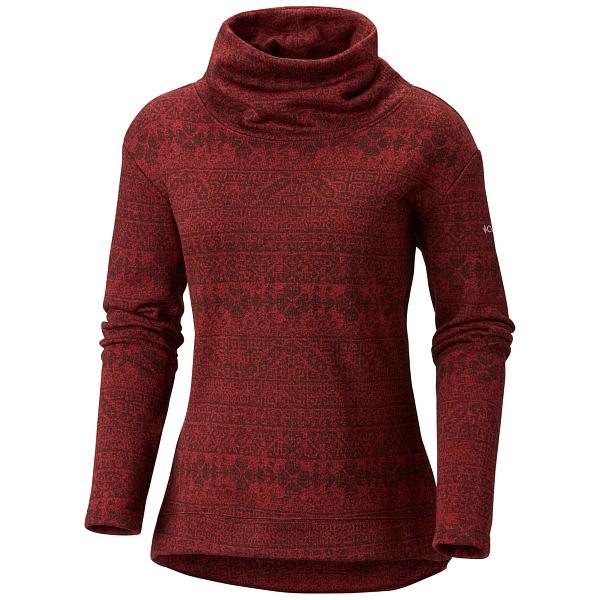 Sweater Season Print Pullover - Women's