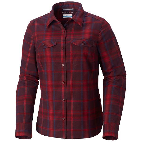 Silver Ridge Flannel Shirt - Women's
