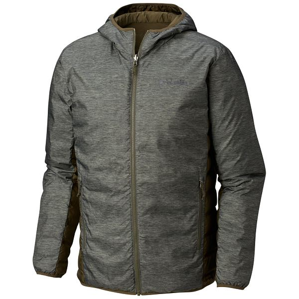 Lake 22 Reversible Hooded Jacket - Men's