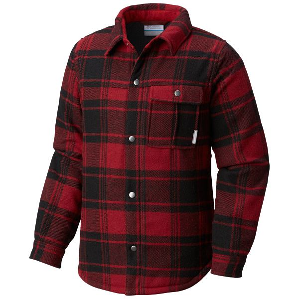 Windward Shirt Jacket - Boys'