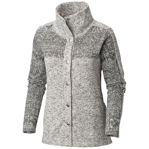 Sweater Season Coat - Women's