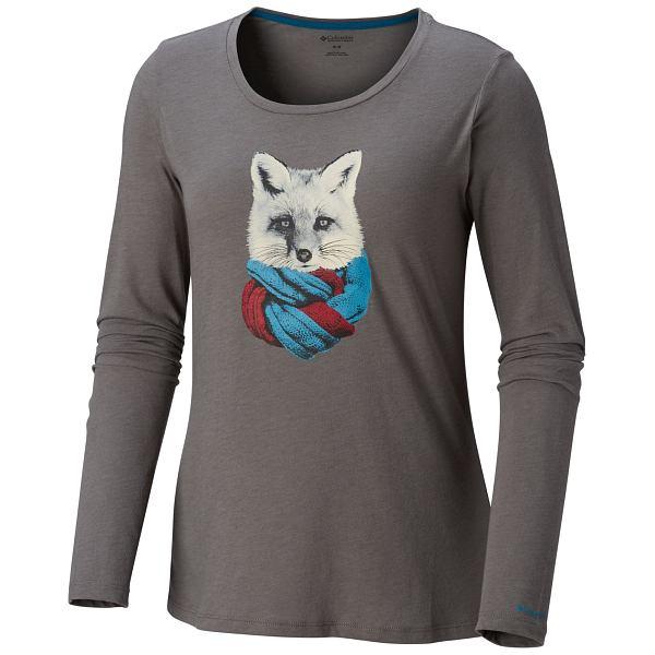 Little Foxy Tee Long Sleeve - Women's