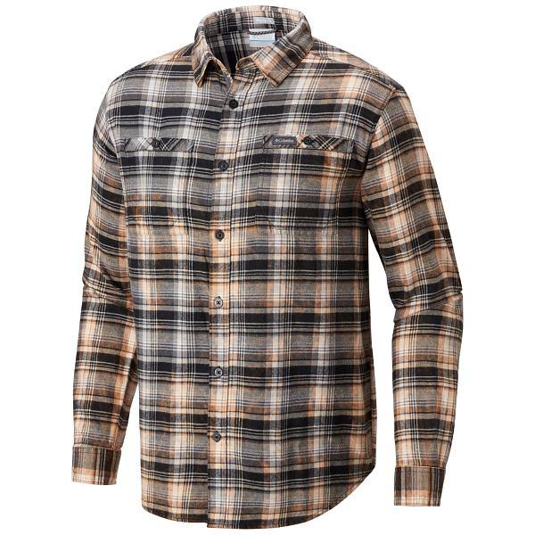 Flare Gun Washed Flannel Long Sleeve - Men's