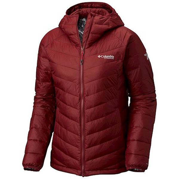 Snow Country Hooded Jacket - Women's