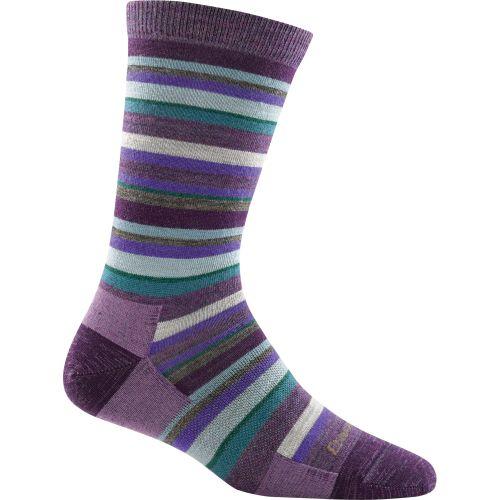 Sassy Stripe Light Sock - Women's