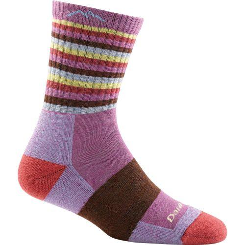 Stripe Cushion Micro Crew Cushion Sock - Women's