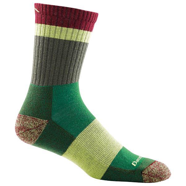 Heady Stripe Micro Light Sock - Men's