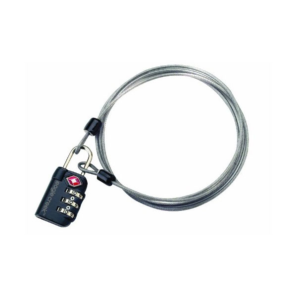3 Dial Lock & Cable