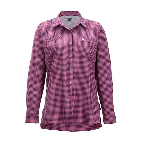 Palata Check Long Sleeve  - Women's