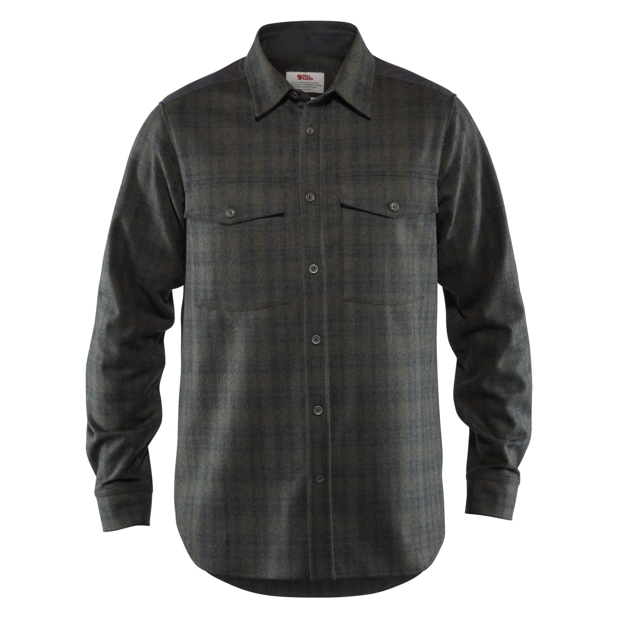 Ovik ReWool Shirt Long Sleeve - Men's