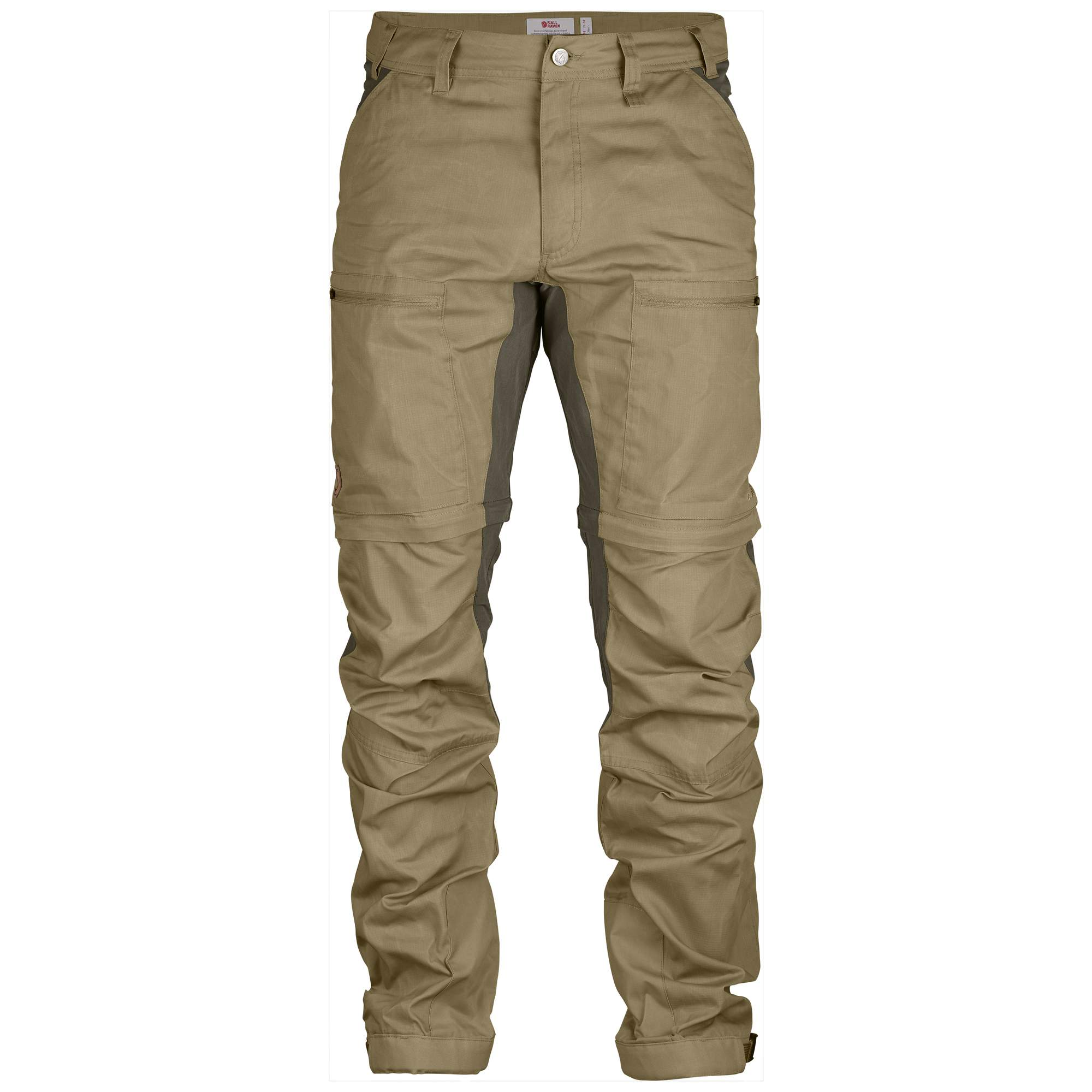 Abisko Lite Trekking Zip Off Trousers - Men's